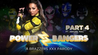 Power Bangers Parody