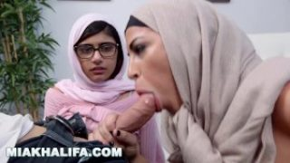 Mia Khalifa – One Lucky Guy Fucks To Arabs Girls
