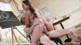 Big Tits At School – Liza Del Sierra – Professor's Got the Moves