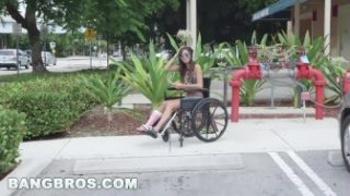 BANGBROS – Petite Kimberly Costa in Wheelchair Gets Fucked (bb13600)
