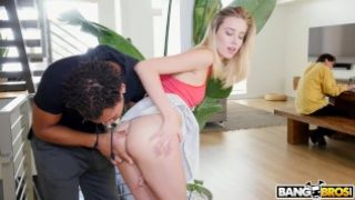BANGBROS – Young Haley Reed Fucks Boyfriend Behind Her Dad?s Back