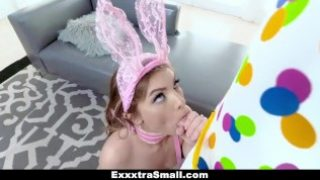ExxxtraSmall – Teeny Easter Bunny Summer Brooks Pounded With Cock