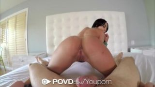 Hot ass latina is fucked in POV – POVD