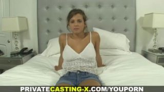 Private Casting X – Bigtitted teen loved my dick