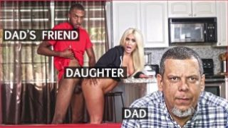 BANGBROS – Brandi Bae Gets Dicked Down By Her Father's Black Friend