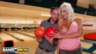 BANGBROS – Amateur Guy Gets To Go On Date With Big Tits MILF Puma Swede