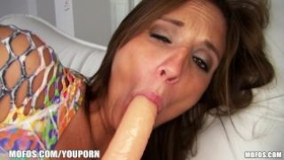 Kylie Kane plays with her perfect pink pussy lips
