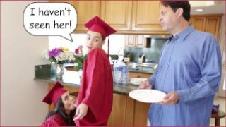 BANGBROS – Juan El Caballo Loco Fucks His Step Sister Jynx Maze On Graduation Day