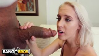 BANGBROS – Cadence Lux Dreams Of Big Black Cock… And Then Gets It
