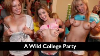 COLLEGE RULES – It Was A Wild Night In The Dorms. These Bitches Be Cray!