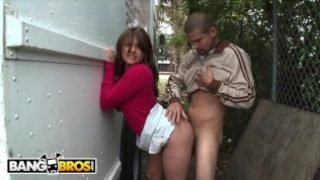 BANGBROS – Latin Butterfly, Esperanza Rojas, Getting Fucked In Public By Max Cartel