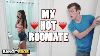 BANGBROS – Pervert Roommate Brick Danger Gets Banged By Gianna Dior