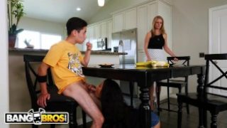 BANGBROS – Step Sister Maya Bijou and Step Brother Juan El Caballo Loco Hook Up