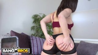 BANGBROS – PAWG Abella Danger Takes A Big Black Dick In Her Big Ass