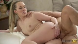 Daddy 4k – Sexy chick finally agrees to spread legs for excited daddy