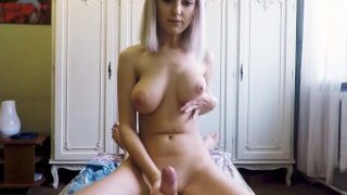 Step sister made her brother cum just before mom came home – BLACKMAILED